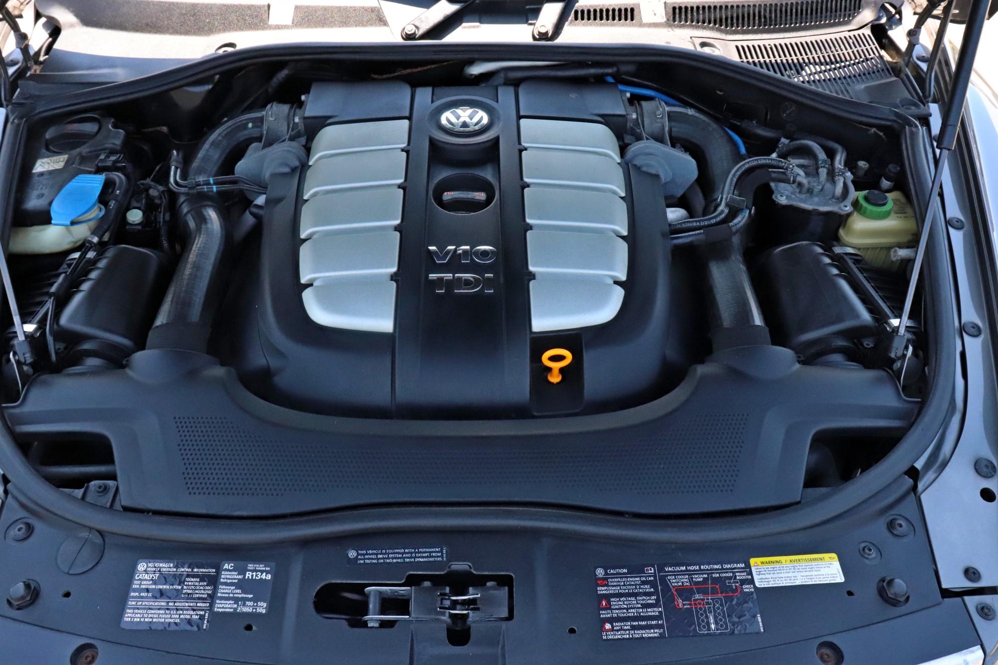 5.0 v10 tdi engine