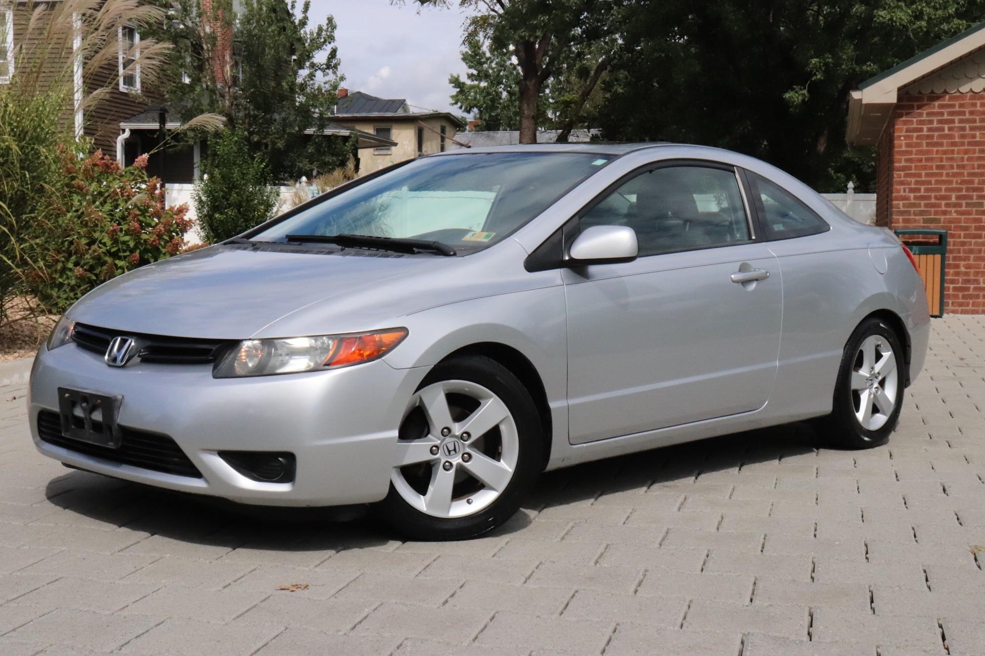 2006 Honda Civic Coupe EX