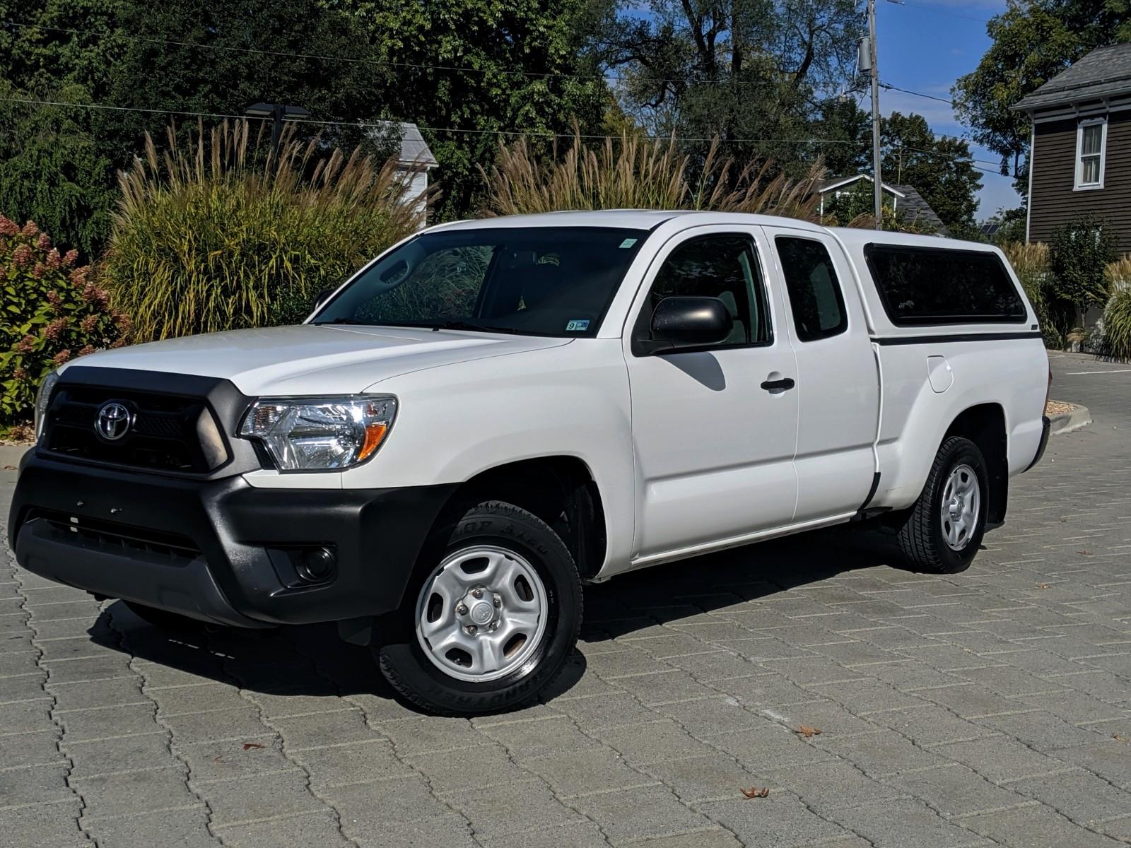 Tacoma Access Cab >> 2015 Toyota Tacoma Access Cab